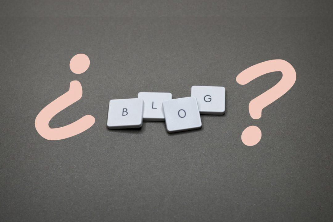 ¿para qué tener un blog?